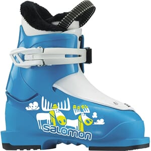 Salomon Team T1 Blue/White junior alpinsko