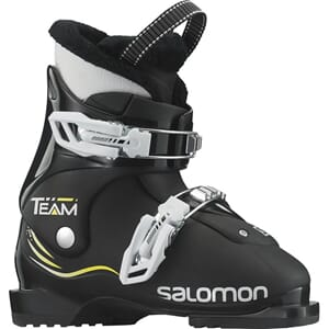 Salomon Team T2 Black junior alpinsko