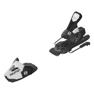Salomon N C5 Black/White Alpinbinding Junior