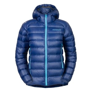 Norrøna Lyngen Lightweight Down750 Jacket Woman Ocean Swell