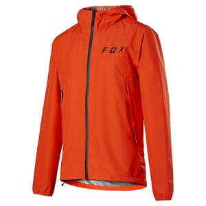 Fox Ranger 2.5L Water Jacket Orange Crush Sykkeljakke