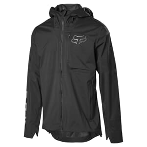 Fox Flexair Pro 3L Water Jacket Black Sykkeljakke