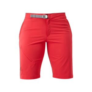 Mountain Equipment Comici Short Softshell Dame Capsicum Red