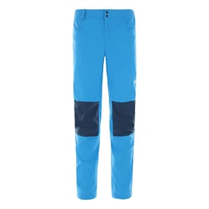 The North Face Climb Bukse Blue/Teal
