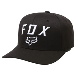 Fox Legacy Moth 110 Snapback Caps Black