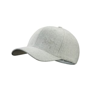 Arcteryx Wool Ball Cap Light Grey Heather