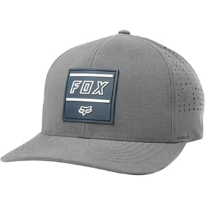 Fox Midway Flexfit Hat Dark Grey