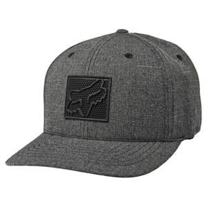 Fox Completely Flexfit Caps Heather Black