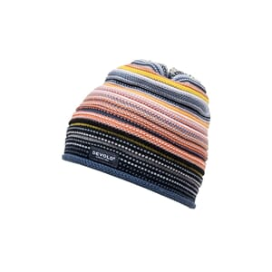 Devold Multi Coloured Beanie Night
