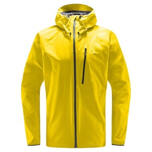 Haglöfs L.I.M Jacket Men Fritidsjakke Signal Yellow