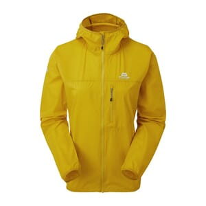 Mountain Equipment Aerofoil Full Zip Jakke Softshell Dame