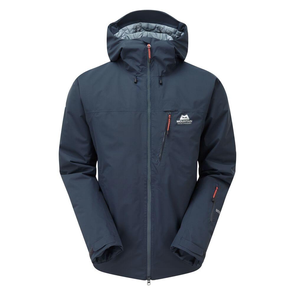 Mountain Equipment Altai Jacket Toppturjakke Blue Nights