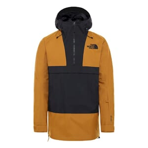 The North Face Silvani Anorakk Timbrtan/Tnfblk