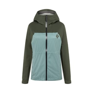 Black Diamond Stormline Stretch Rain Sykkeljakke Dame