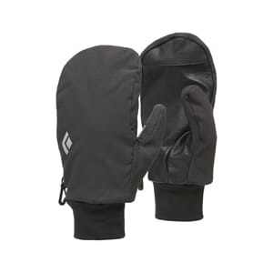 Black Diamond Waterproof Overmitts Smoke