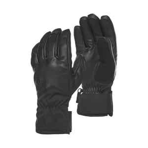 Black Diamond Tour Gloves Black