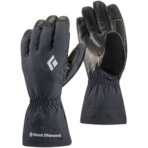 Black Diamond Glissade Gloves Black 18/19 Hanske