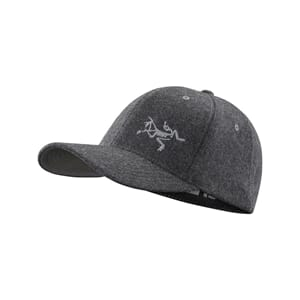 Arcteryx Wool Ball Cap Heather Charcoal