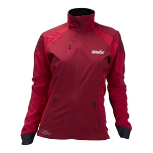 Swix Profit Revolution Jacket Womens Swix Red