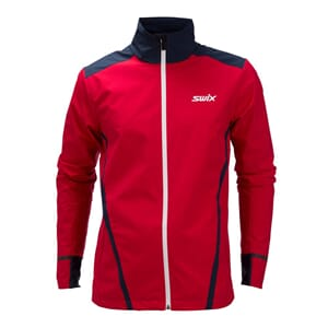 Swix Star Xc Jacket Mens Norwegian Mix