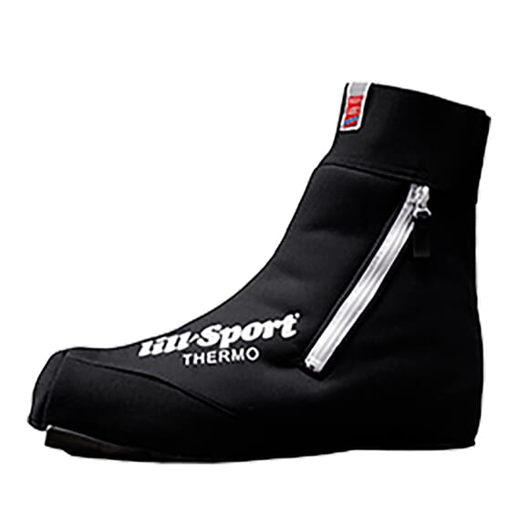 Lill-Sport Boot Cover Thermo Black Skoovertrekk