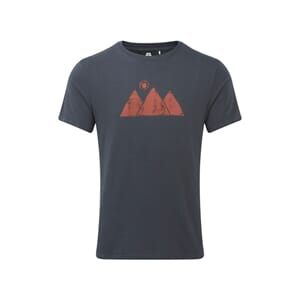 Mountain Equipment Mountain Sun Tee T-Skjorte Ombre Blue