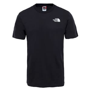The North Face S/S Simple Dome T-Skjorte Tnf Black
