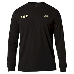 Fox Starter LS Tech T-skjorte Black