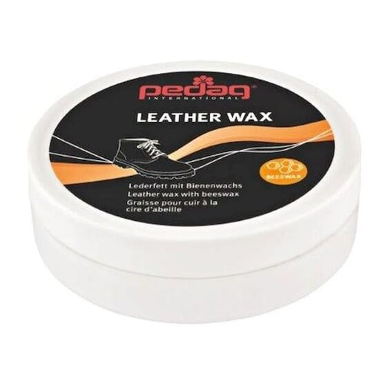 Pedag Leather Wax med Beeswax Nøytral 100 ml