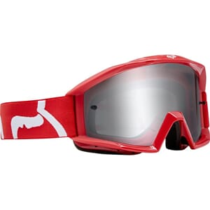 Fox Main Goggle - Race Red