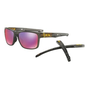 Oakley Crossrange Matte Gray Smoke TDF 2018 m/Prizm Road