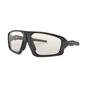 Oakley Field Jacket Matte Black m/Clear Black Photochromic