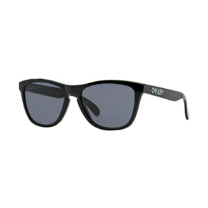 Oakley Frogskins Polished Black m/Gray