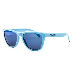 Oakley Frogskins Solbrille Heritage Blue m/Ice Iridium