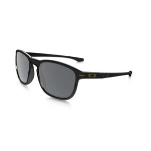 Oakley Enduro SW Polished Black m/Black Iridium Polarized