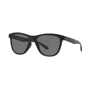 Oakley Moonlighter Polished Black m/Grey