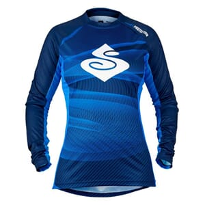 Sweet Protection Colchuck LS Jersey Wmn Midnight Blue