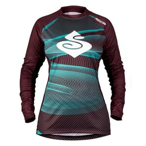 Sweet Protection Colchuck LS Jersey Wmn Ron Red