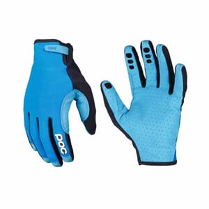 POC Index Air Adjustable hansker Krypton Blue
