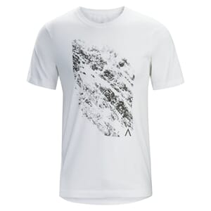 Arcteryx Lines SS T-Shirt Mens White