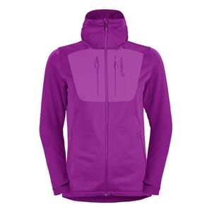 Norrøna Lyngen Powerstretch Pro Hoodie Woman Royal Lush