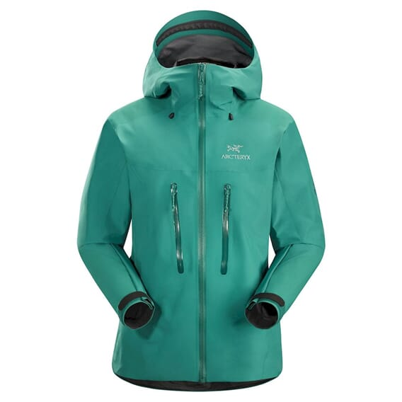 Arcteryx Alpha Ar Jacket Womens Illusion