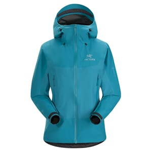 Arcteryx Beta Sl Hybrid Jacket Womens Dark Firoza