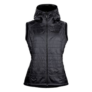 Norrøna Lyngen Alpha100 Vest Woman Cool Black