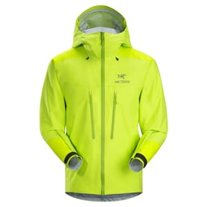 Arcteryx Alpha Ar Jacket Mens Pulse