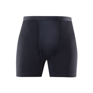 Devold Duo Active Man Boxer med Windstopper Black