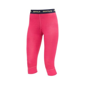 Devold Wool Mesh Woman 3/4 Long Johns Watermelon