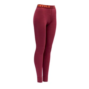 Devold Expedition Woman Long Johns Beetroot