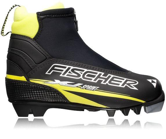 Fischer XJ Sprint sko juniorsko Tromsø Ski & Sykkel AS