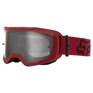 Fox Main Stray Goggle Flame Red